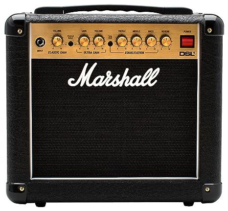 Marshall DSL1C 1w Combo Amplificador de Guitarra: Amazon.es: Instrumentos musicales