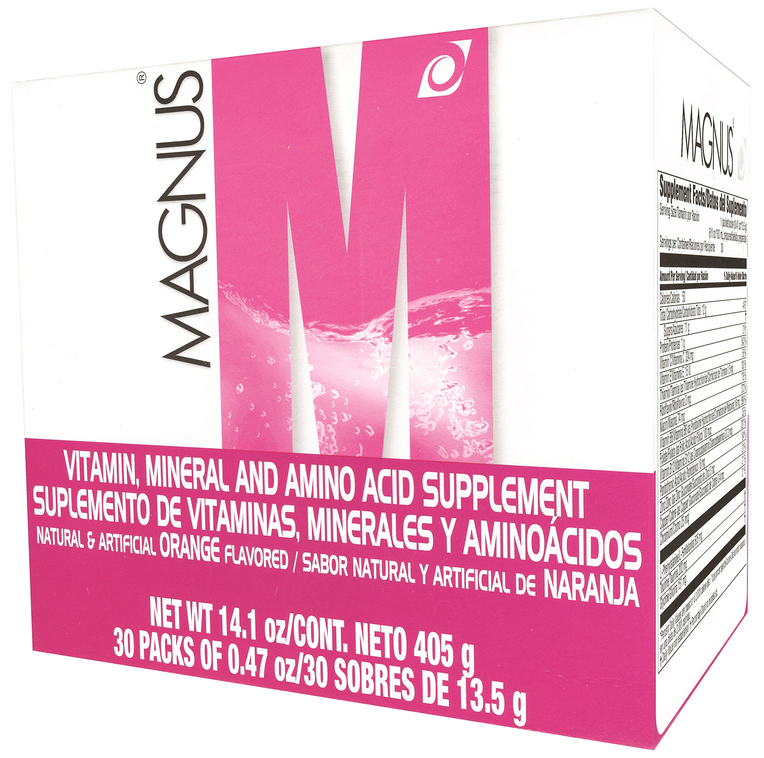 Magnus, 30 servings, 14.1 oz