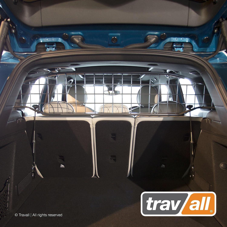 Travall® Guard Hundegitter TDG1531 - Maßgeschneidertes Trenngitter in Original Qualität