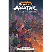 Avatar: The Last Airbender--Imbalance Part Three (Avatar: the Last Airbender - Imbalance Book 3) book cover