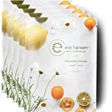 Premium Face Sheet Masks with Natural and Organic Ingredients by Eve Hansen