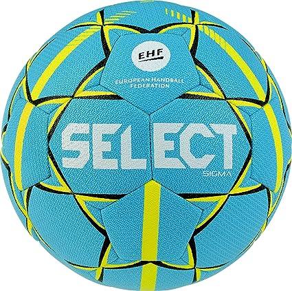 Select Sigma - Balón de Balonmano: Amazon.es: Deportes y aire libre