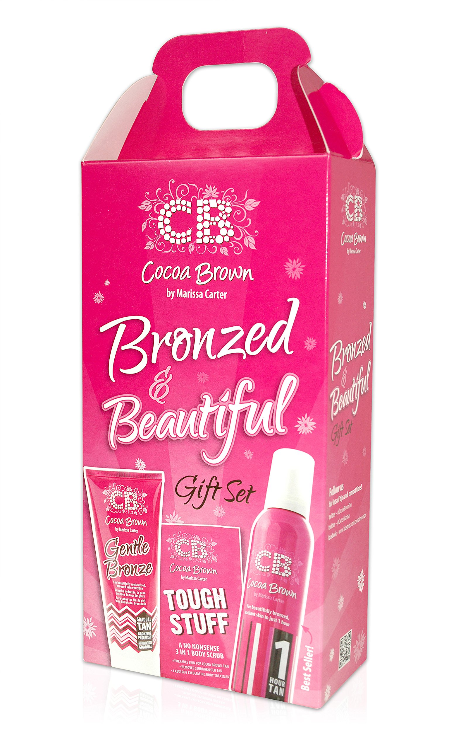 Cocoa Brown Be Bronzed & Beautiful Gift Set