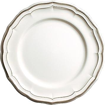 Gien Filet Taupe Dinner Plate  sc 1 st  Amazon.com & Amazon.com   Gien Filet Taupe Dinner Plate: Dinner Plates