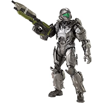 HALO Spartan Buck Figure: Toys & Games