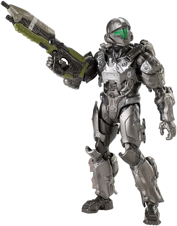 Halo - Figura Spartan Buck, 15 cm (Mattel FDN97): Amazon.es: Juguetes y juegos