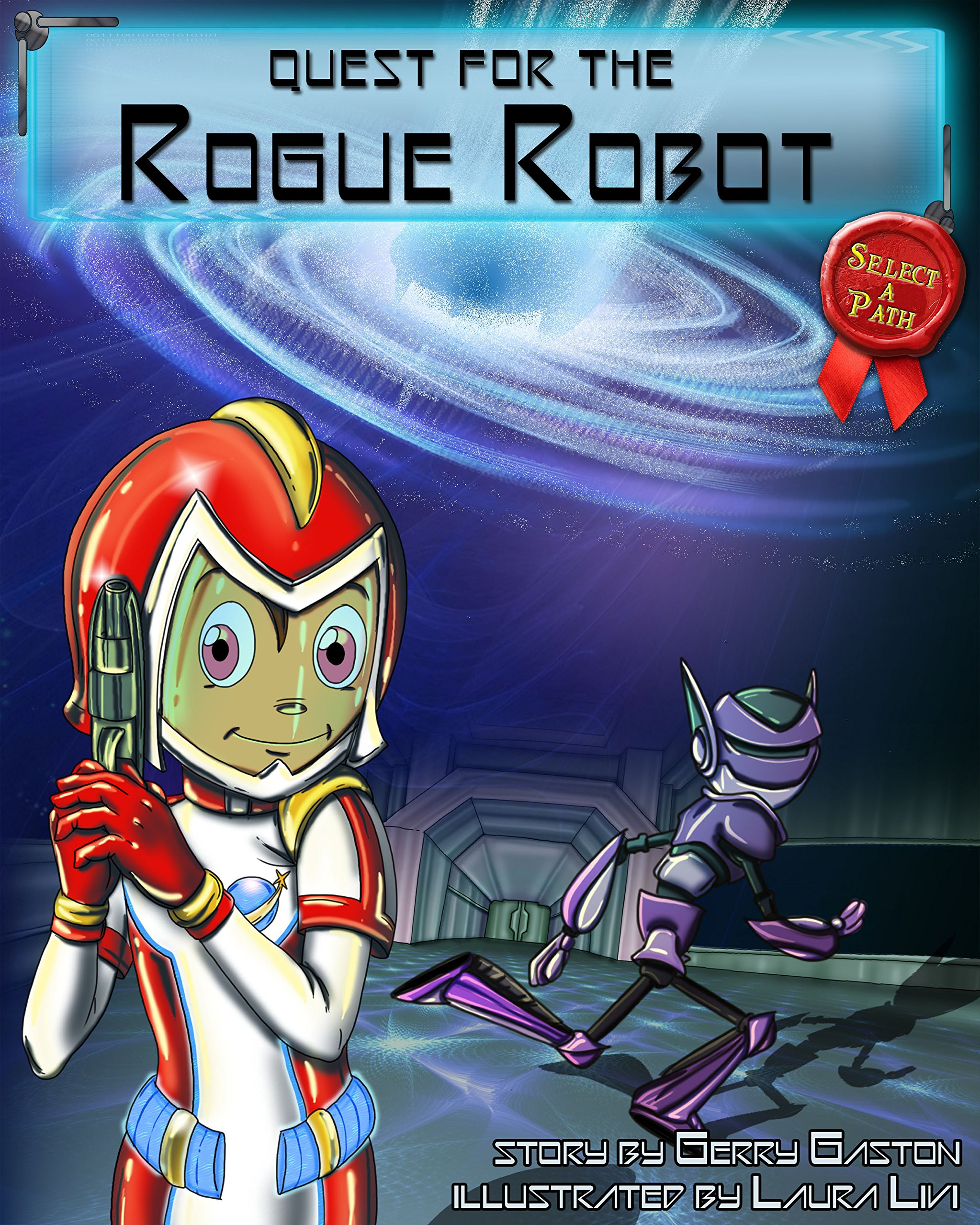 Read Online Quest for the Rogue Robot PDF