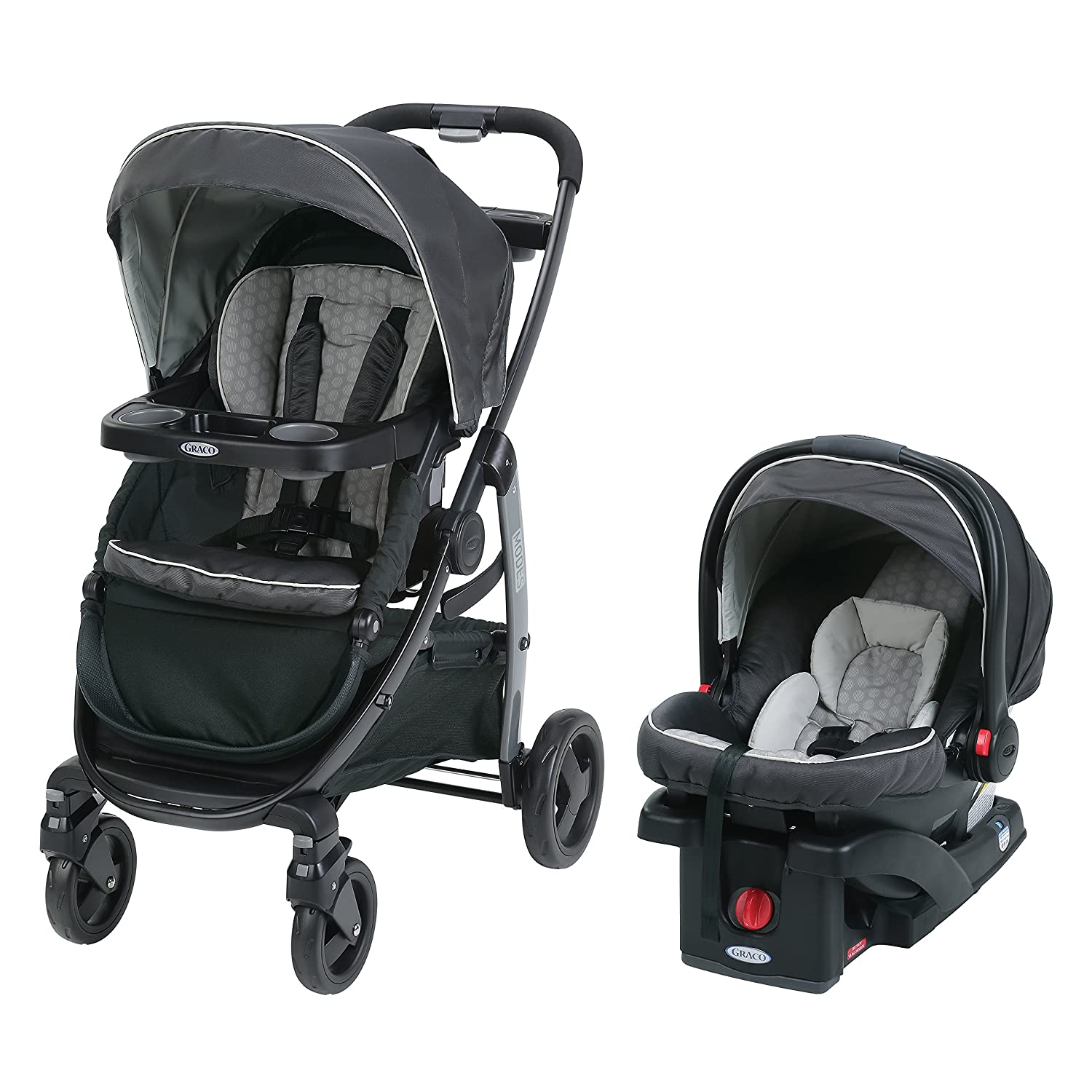 Amazon.com : Graco Modes Travel System (Stroller and Car Seat), Davis : Baby