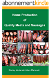 Home Production of Quality Meats and Sausages (English Edition)