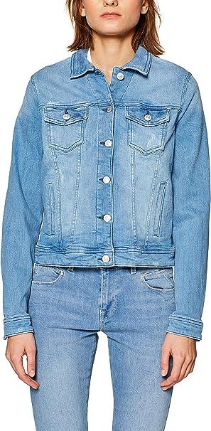 jeans jacke damen esprit