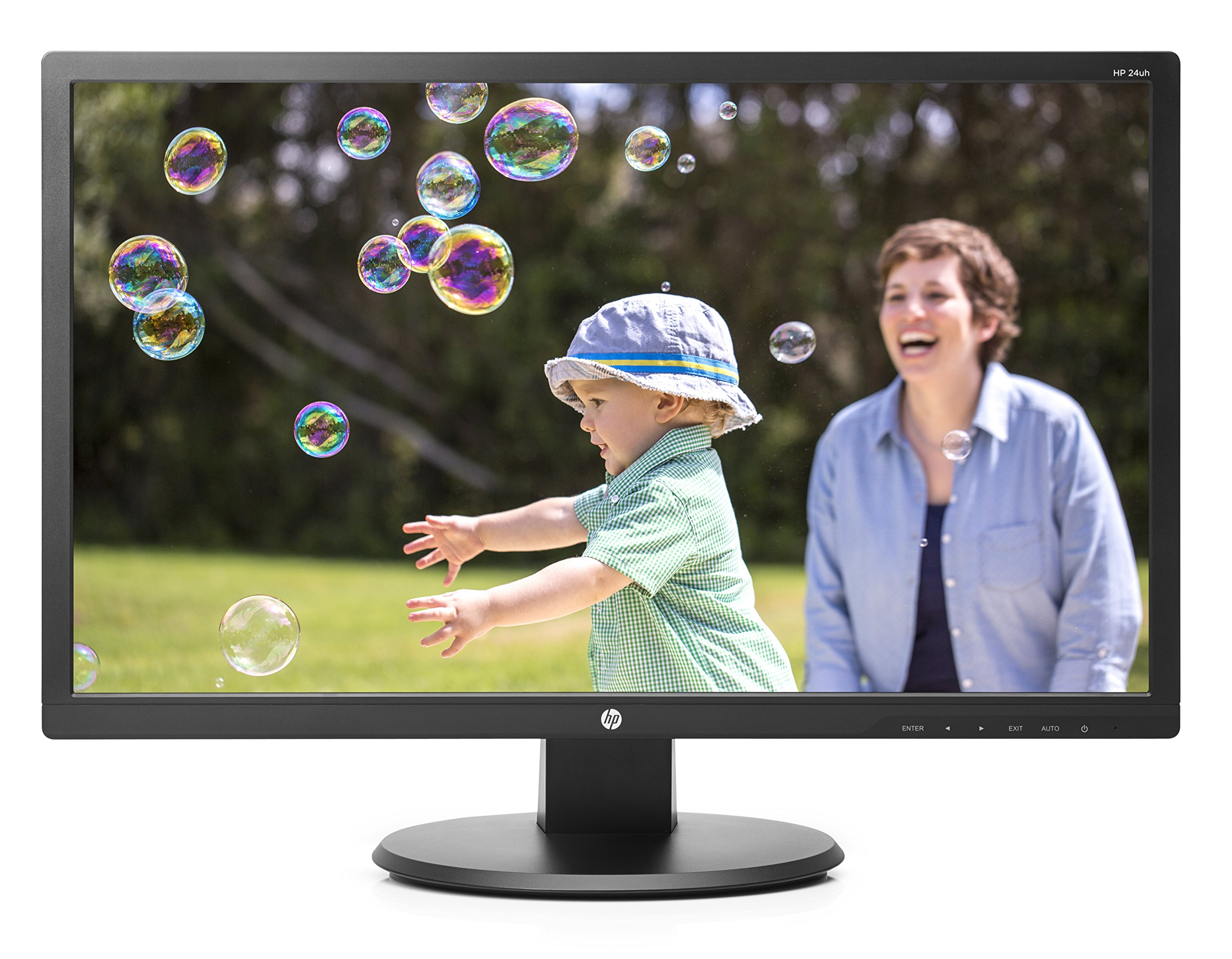HP 24uh 24-inch LED Backlit Monitor by HP (Image #1)