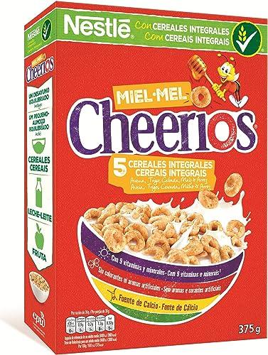 Cereales Cheerios Caja 375 gr: Amazon.es: Alimentación y bebidas