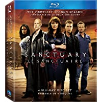 Sanctuary - The Complete Second Season (Blu-ray)