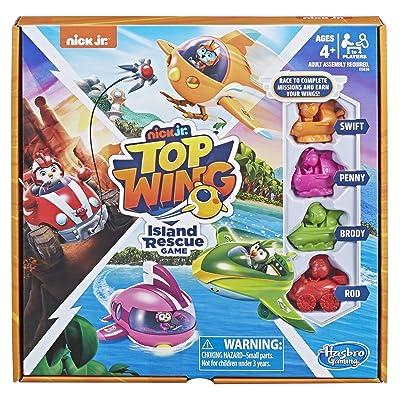 Hasbro Games Island Rescue Game: Toys & Games