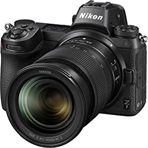 Nikon Z 7 + Nikkor Z 24-70mm f/4, Black