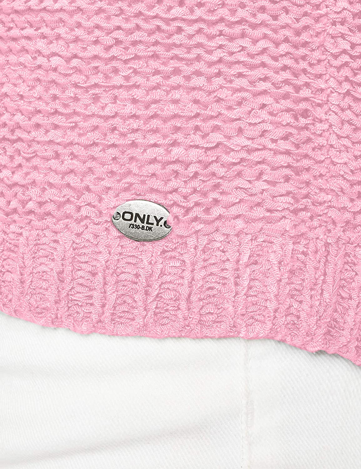 Felpa Donna Only Onlgeena Xo L//s Pullover Knt Noos