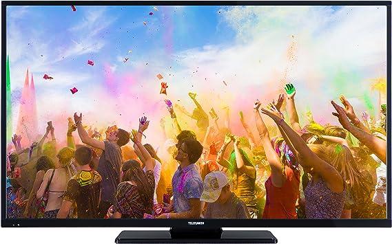 D49F283Q3C 124 cm (49 Pulgadas) de TV Telefunken (Full HD, sintonizador Triple, Smart TV): Amazon.es: Electrónica