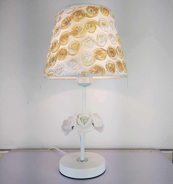 Die Die Die Lampen, Rosa Weiß 40  22 cm Schalter B06Y69S2TZ     | Günstigen Preis  6e625d