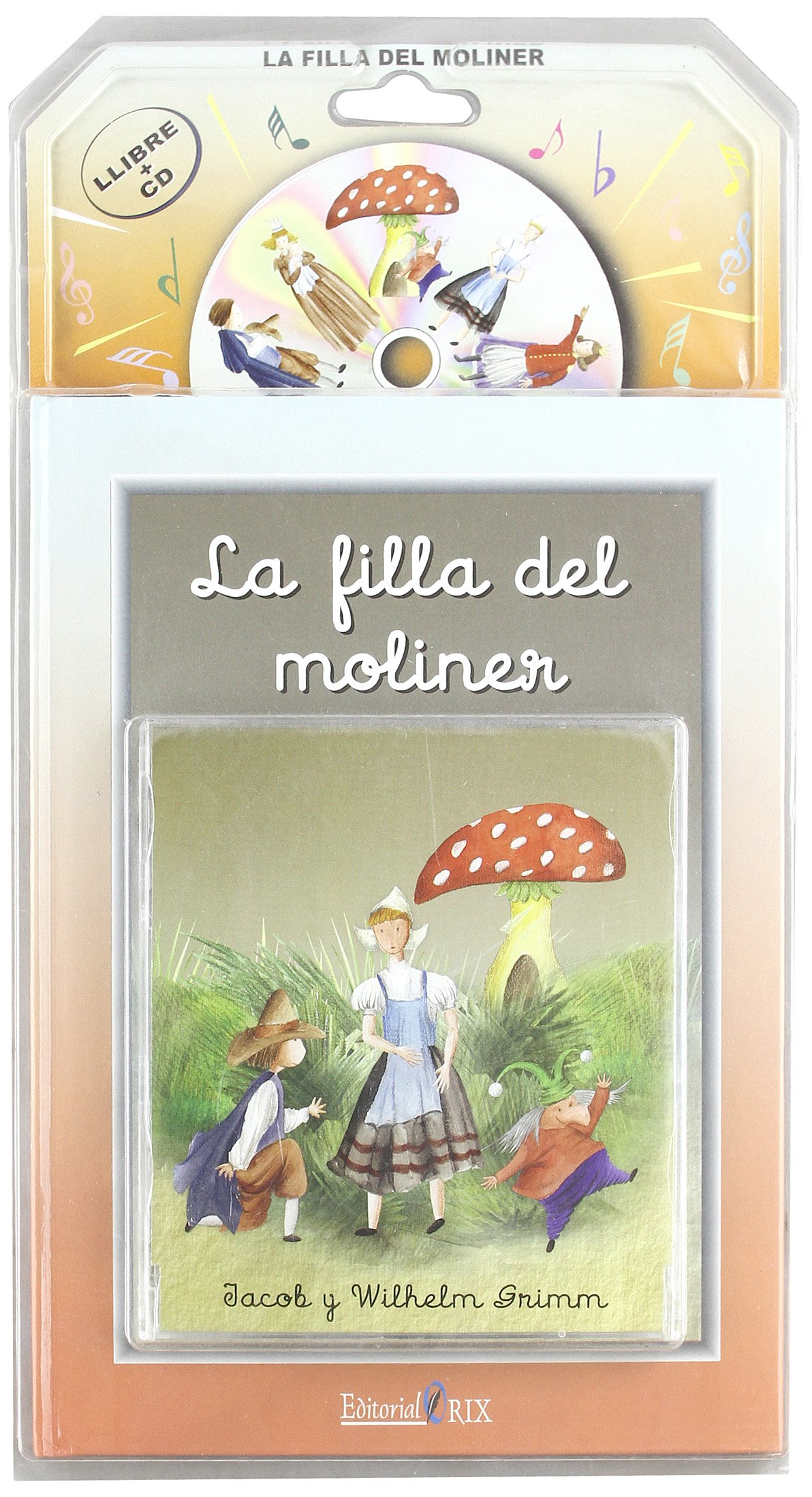 Filla Del Moliner, La Cd-C: Amazon.es: Jacob Grimm, Wilhelm Grimm: Libros
