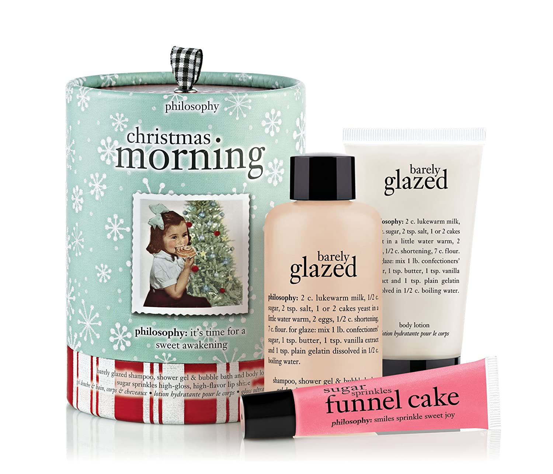 Amazon.com : Philosophy Christmas Morning Set, 6.5 Ounce : Bath ...