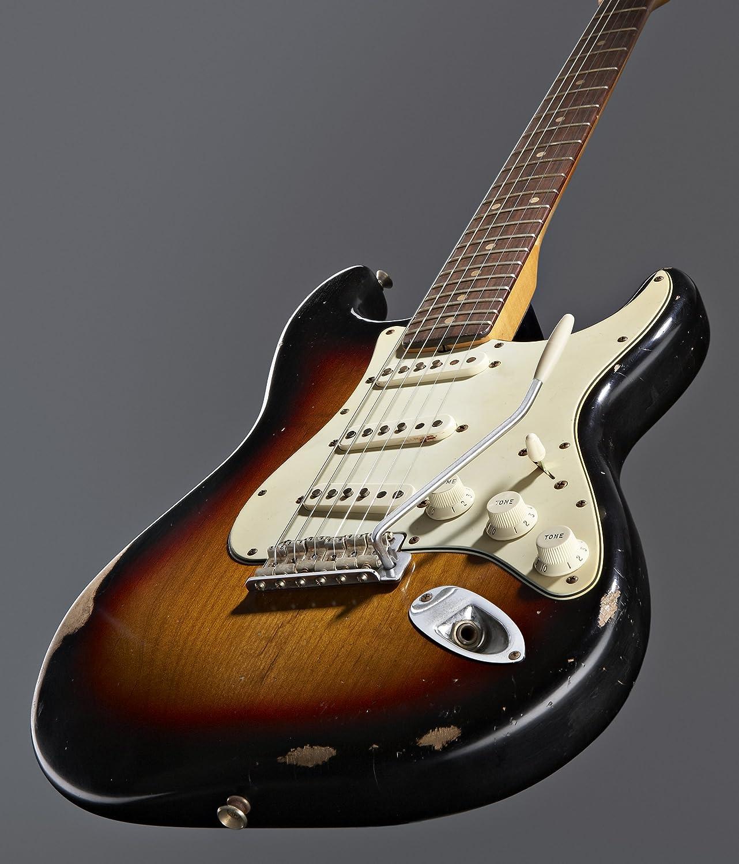 Amazon Fender Road Worn 60s Stratocaster Rosewood Fretboard