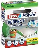 tesa 德莎 德国进口 自粘型棉布胶带 尽显完美品质 尺寸为2.75m*19mm 绿色