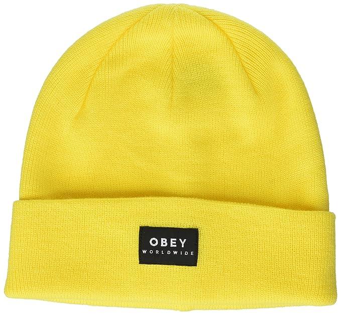 cf100f5712e1b canada obey gretsky bobble hat 3fb0c f189e  where to buy obey juniors  vernon beanie ii lemon 67ec1 38a15