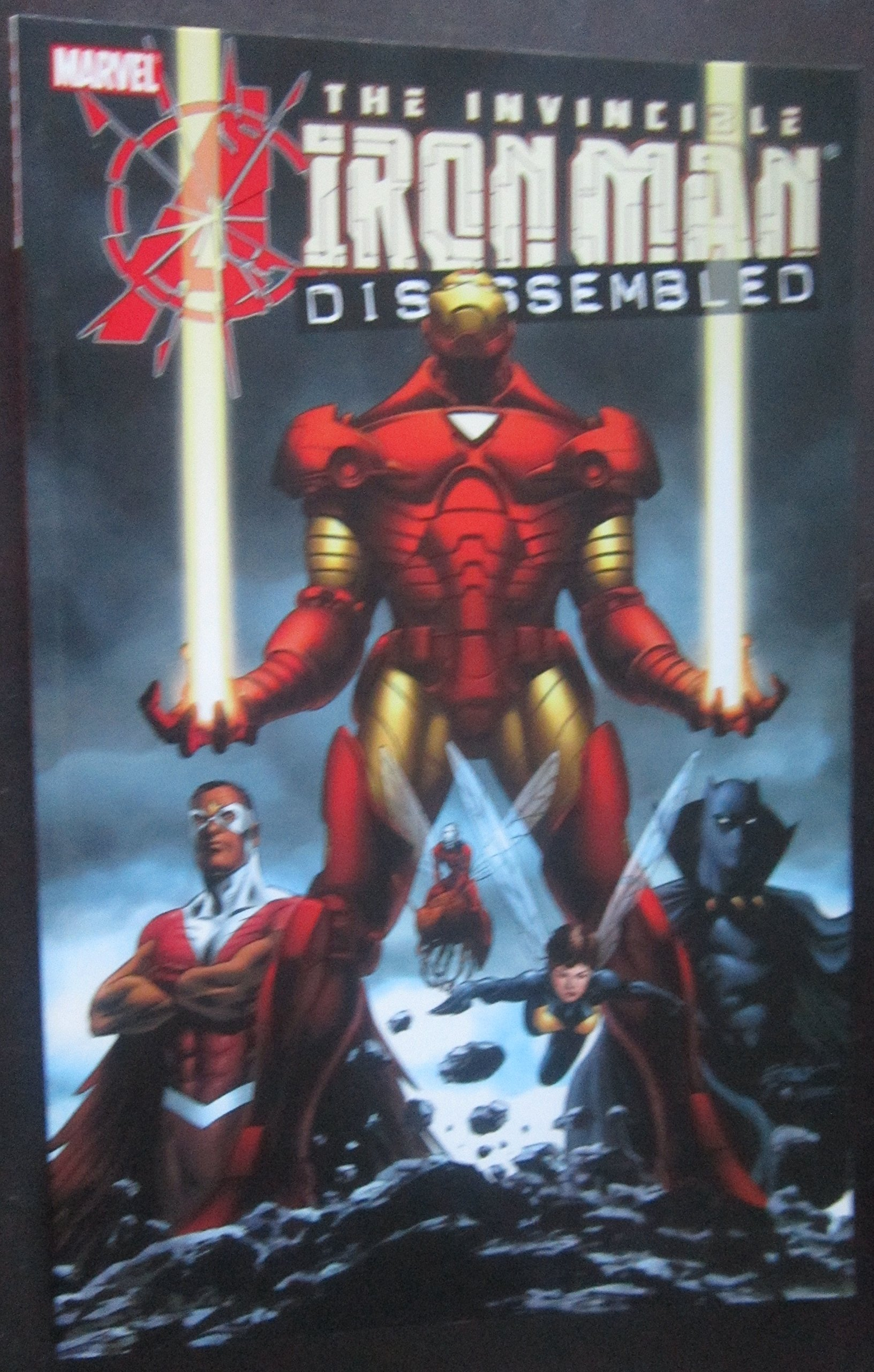 The Invincible Iron Man: Disassembled (Avengers Disassembled: Iron Man) PDF