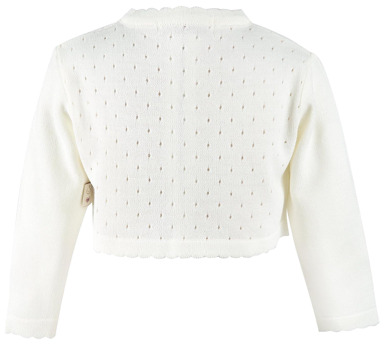 2a1d26b5a Amazon.com  Lilax Little Girls  Knit Long Sleeve One Button Closure ...