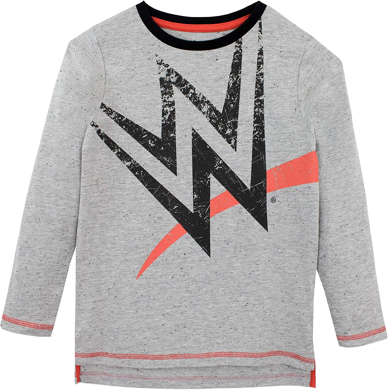 WWE Boys World Wrestling Entertainment Long Sleeved Top
