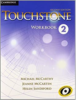 Touchstone level 2 students book livros na amazon brasil touchstone level 2 workbook fandeluxe Image collections