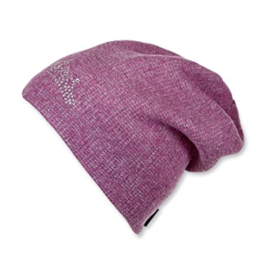 2b2bd927d71 Sterntaler Girl s Slouch-Beanie Hat  Amazon.co.uk  Clothing