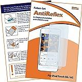 2x mumbi Displayschutzfolie für iPod Touch 5G / 6G Schutzfolie AntiReflex antireflektierend