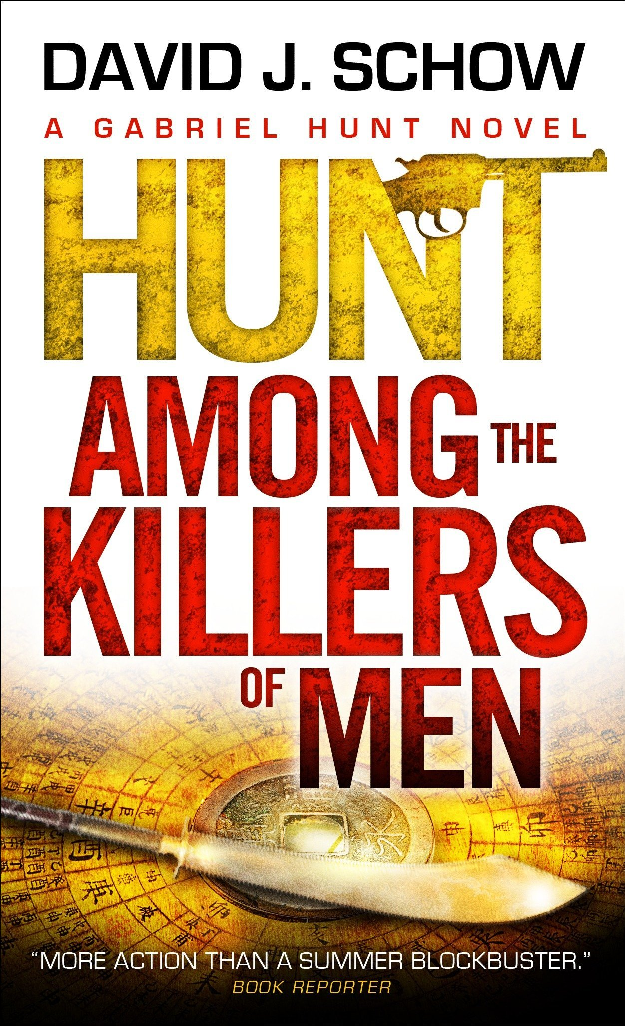 Gabriel Hunt - Hunt Among the Killers of Men pdf