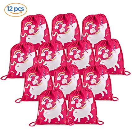Funky Toys Unicorn Party Favor Bags