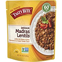 Deals on 6-Pack Tasty Bite Indian Entree Madras Lentils 10oz