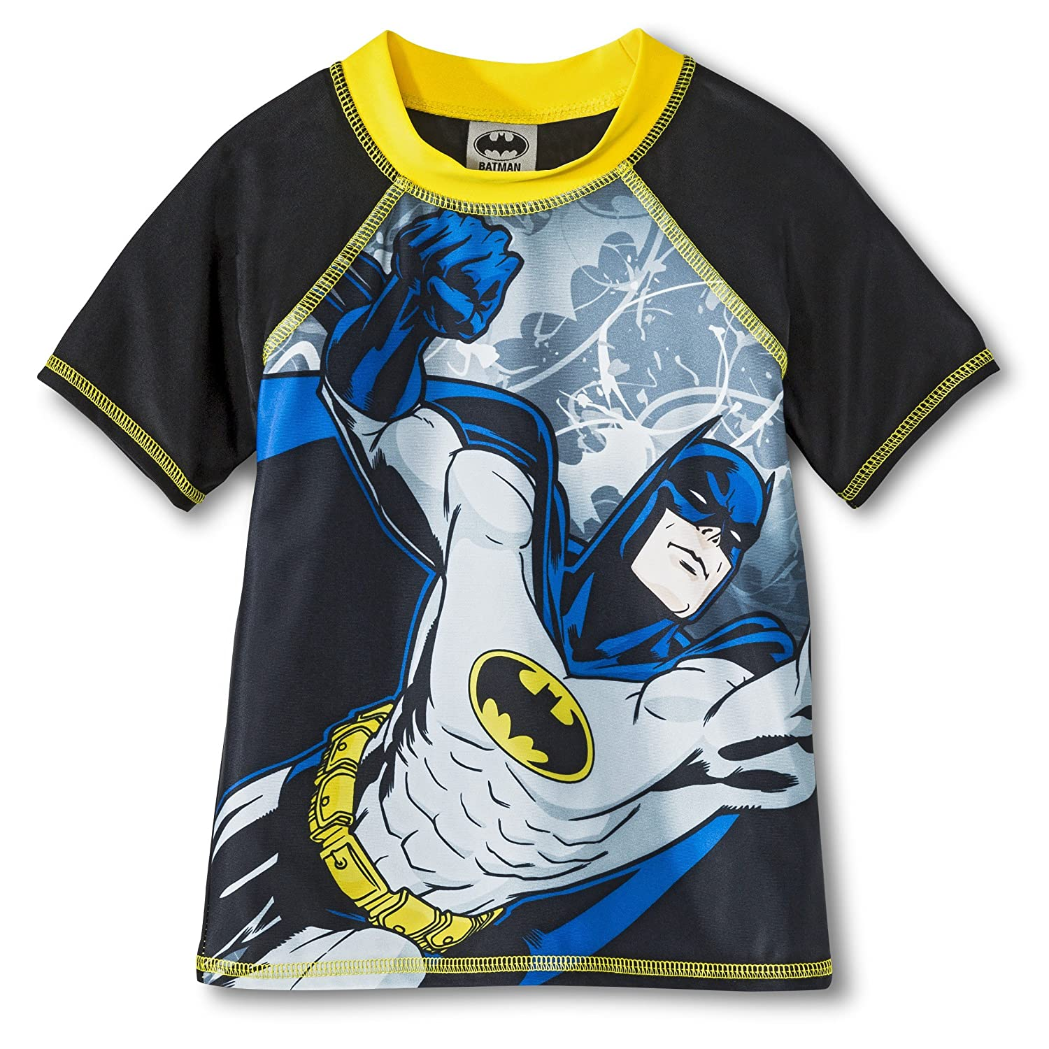 DC Comics Little Boys' Batman Rashguard