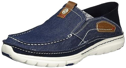 38se017-790660, Zapatillas para Hombre, Azul (Navy 660), 40 EU Dockers by Gerli