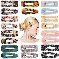 Girl's Hair Accessories Popular Brand Sweet Fashion Resin Acetate Hair Clip Women Hair Accessories Leopard Hair Clip Girls Hair Pins New Daily Barrette For Girls 4ed