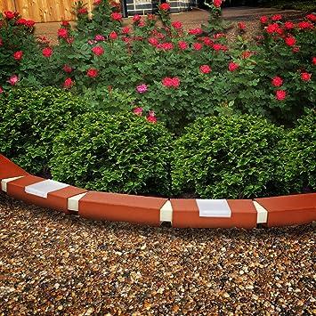 Jardín 10 Parkland® De Ladrillo Plástico Unidades Efecto Césped Yfgy6b7