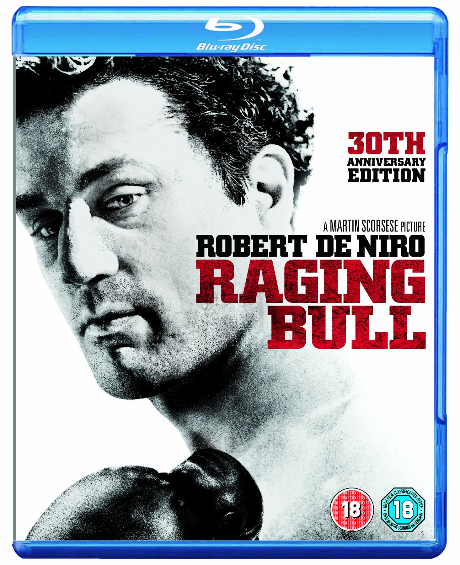 Raging Bull [Blu-ray] [1981] [1980]