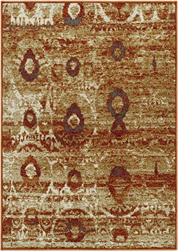 Superior Rosemont Area Rug Collection 5'X8'