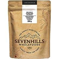 Sevenhills Wholefoods Poudre De Spiruline Bio 500g