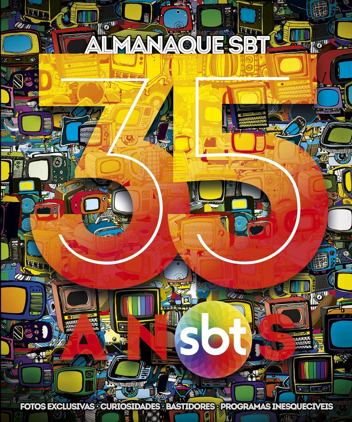 Read Online Almanaque SBT 35 Anos (Em Portugues do Brasil) pdf
