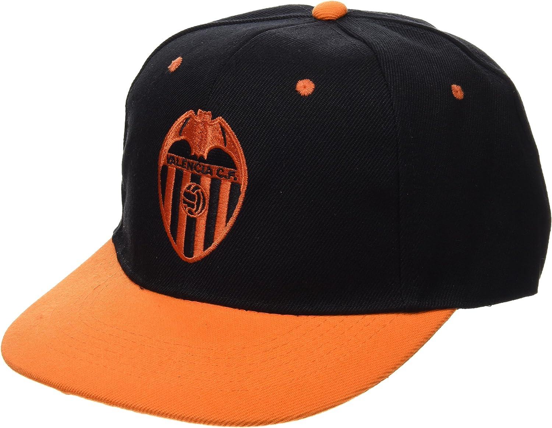 Valencia CF Gorvcf Gorra, Negro/Naranja, Talla Única: Amazon.es ...
