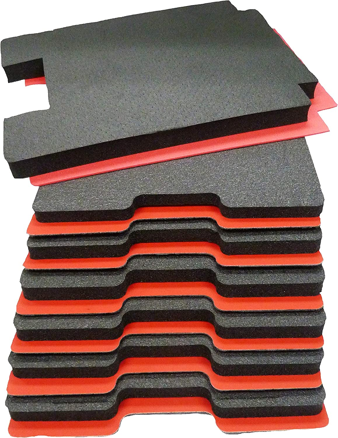 Custom Tool Control Foam Inserts /& ABS Plastic for Pelican 1620 Turn Your 1620 into a Custom Tool case.