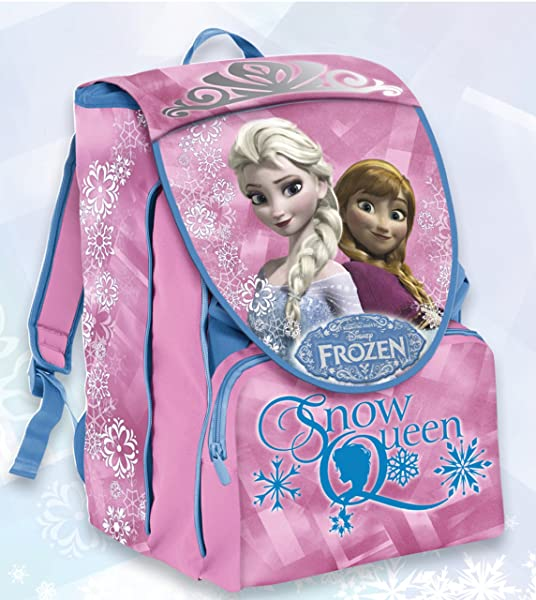 Zaino Frozen cambia colore