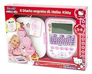 Clementoni 12019 Diario Elettronico Hello Kitty Clementoni Spa Italy
