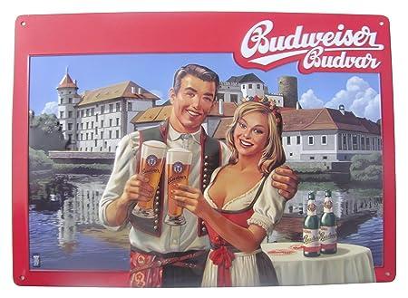 Budweiser - Edición Especial nº 7 - böhmische Ciudad ...