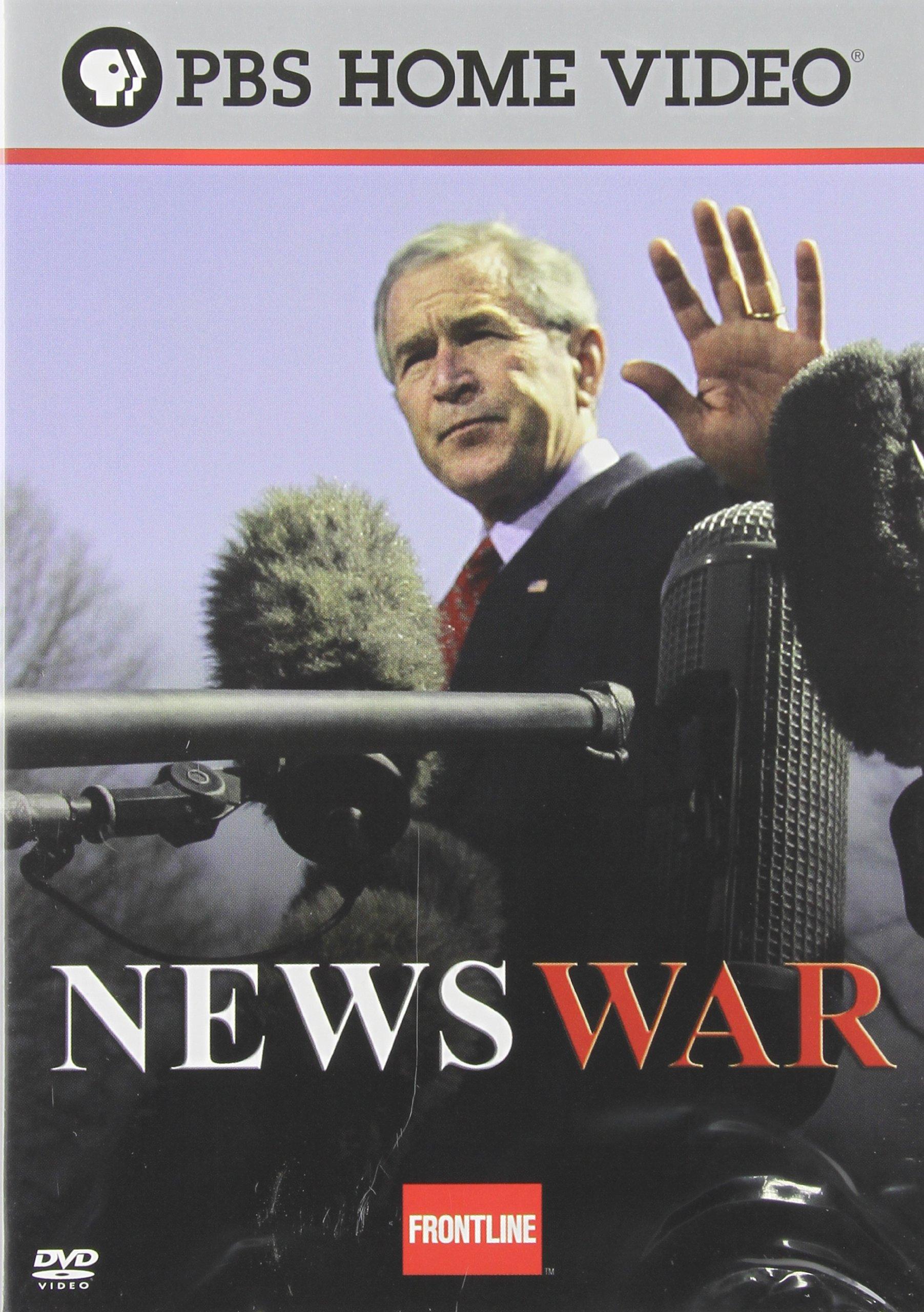 Frontline - News War